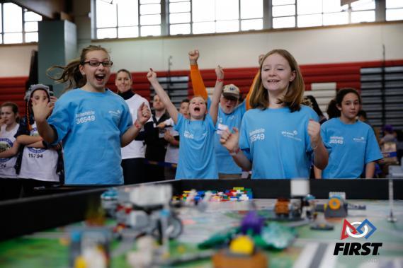 SBPLI FIRST LEGO League Team No. 36549 Mineola Qualifier