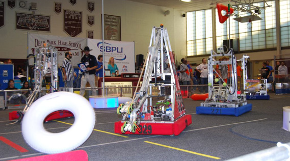 Eighth Annual Deer Park Invitational Showcases Teamwork, Problem Solving & Friendly Competition