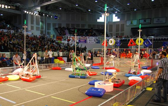 Long Island Regional FIRST Robotics Competition
