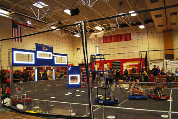 Competition Showcases Benefits of Robotics Programs on Students, Community