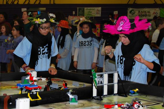 FIRST LEGO League Animal Allies - Central Islip