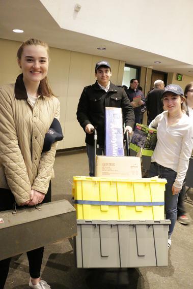 SBPLI FIRST Robotics Competition Kick Off