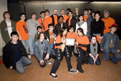 Baldwin Team Created the SBPLI Theme Music