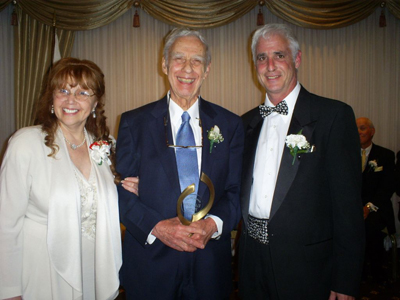 Nassau BOCES Honors Frederick W. Breithut with the 'Education Partner' Award