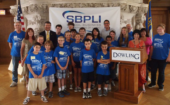 A Summer of Fun and Learning at School-Business Partnerships of LongIsland's FIRST Robotics Summer Day Camp