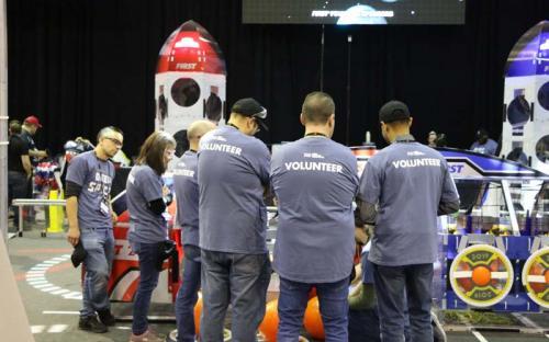 2019 SBPLI Long Island Regional FIRST Robotics Competition #2 Day 1