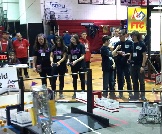 SBPLI Announces Award Winners of FIRST Tech Challenge Qualifying Tournament at Syosset High School